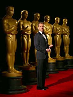 "It takes a lot to write a single joke for the Oscars telecast, Neil Patrick Harris explains in a new Academy Originals video. ""It's a shockingly long process of writing a single joke,"" Harris says. ""Because you have to say it. It doesn't sound right, you change one verb or you change one parenthetical and see if it's better with a bigger set up. All for a 'I showed my weiner in Gone Girl' joke."""