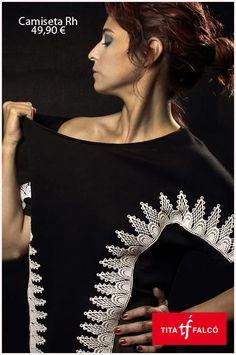 Camiseta diseñada por Rh en www.titafalco.com