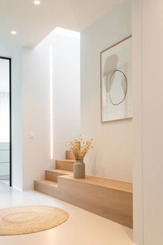 Interior Stairs, Interior Architecture, Decor Interior Design, Interior Styling, Internal Design, Dream Home Design, Hallway Decorating, Staircase Design, House Rooms