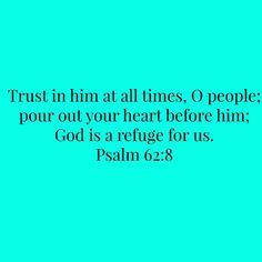 Psalm 62:8