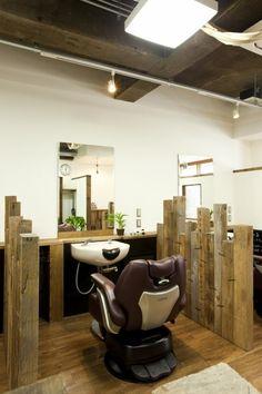 cut & relaxation Irie 理容室(Barber) [板橋駅] 店舗デザイン.COM