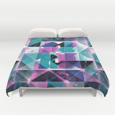"""Dead End"" Duvet Cover by Spires on Society6."