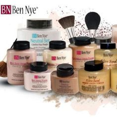 Rely on Ben Nye: Face Powders (Beauty Look)   ipsy