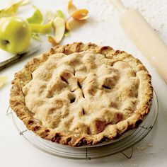Double-Crust Apple Pie | Food & Wine