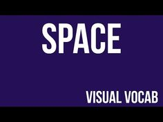 Space defined - From Goodbye-Art Academy - YouTube