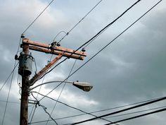 Flak Photo: John Fox, Power Pole