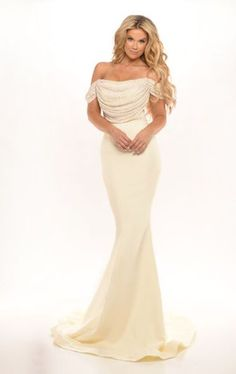 Mermaid Gown by Portia and Scarlett