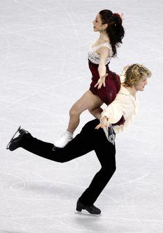 Meryl Davis & Charlie White, 2010 Free Dance -  Phantom of the Opera