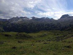 Foto @Tschola: Vorarlberg - Buchboden / Rotenbrunne (über Wangenspitze)
