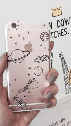 There is 1 tip to buy phone cover yeah bunny iphone space case space stars - Clear Iphone 6 Case - Clear Iphone 6 Case for sales - There is 1 tip to buy phone cover yeah bunny iphone space case space stars alone stars moon iphone case transparent.