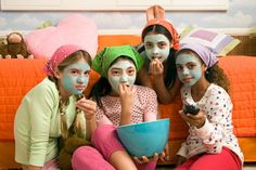 Make your slumber party memorable with creative ideas and activities.