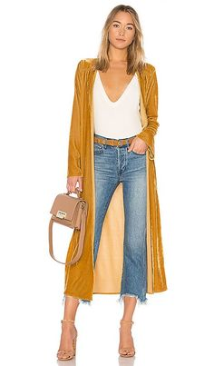 Shop for Tularosa Margie Robe in Mustard at REVOLVE. Free 2-3 day shipping and returns, 30 day price match guarantee.