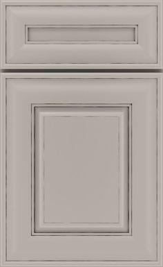 Laureldale Cabinet Door Style - Semi-Custom Cabinetry - DiamondCabinets.com - Cloud Amaretto Creme