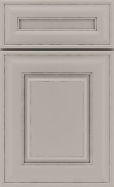 Laureldale Cabinet Door Style - Semi-Custom Cabinetry - DiamondCabinets.com - Cloud Amaretto Creme