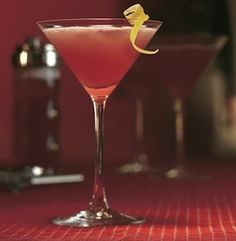 Black Raspberry Martini  Ingredients:  1 1/4 oz. Stoli Razberi  3/4 oz. Black Raspberry Schnapps 1/2 oz. Simple Syrup  1/2 oz. Cranberry