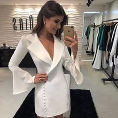 """2af928b7d Carol Dias Brand ® on Instagram: """"O nosso vestido mishi já é uma das  escolhas preferidas dessa nova coleção,sem dúvidas ela está um charme  😍😍😍"""""""