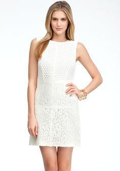 Stylish Bebe Lace Dresses for Valentines Day