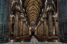 Scoprire la luce - Reportage - Nuova illuminazione del Duomo di Milano