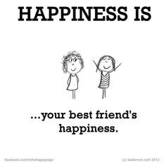 Happinee is....