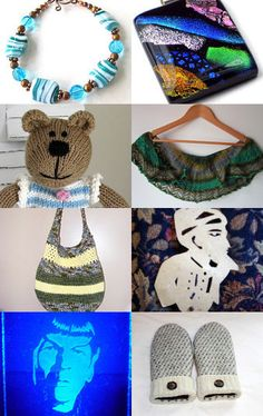 What's New in New England by #Oceanlvrcrafts #maineteam #etsytreasury