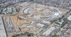 iClarified - Apple News - City of Cupertino Shares New Aerial Photo of Apple Campus 2