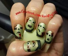 New participants Nail Art Talent Contest Week # 3 If you want to participate send us a model Nail Art has contact@nail-art-... website: www.nail-art talent.com