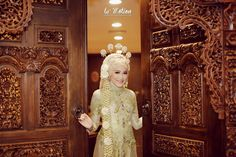 Le Motion Photo: Bella & Khairul Wedding (Pernikahan adat Jawa & Palembang)