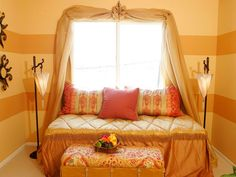 Bedroom Decoration Ideas - Decorating a Master Bedroom - Good Housekeeping Love the lamps Best Picture For feng shui bedroom furniture For Your Taste You are looking for something, and it is going to Home Decor Bedroom, Bedroom Furniture, Master Bedroom, Master Suite, Bedroom Ideas, Bedroom Office, Bedroom Inspiration, Diy Furniture, Design Inspiration