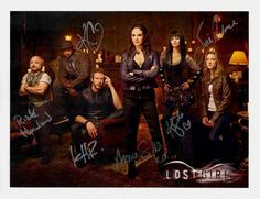 Lost Girl cast.