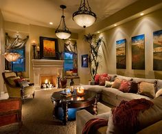 Living Room Design Styles | Traditional living rooms, Living rooms ...