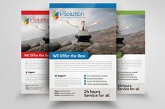 Print Templates Big Bundle By Business Flyers On
