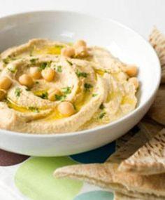 Mezze: Hummus recept staat op smulweb