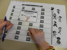 100 jours d'école CP / CE1 GRAND JEU – ATELIERS – ReCreatisse Hundred Days, Cycle 2, 100 Days Of School, 100th Day, The 100, Writing, Games, Names, Classroom Management