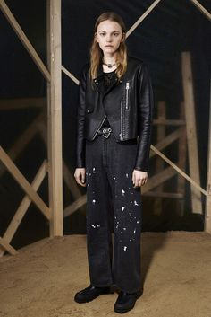 MM6 Maison Martin Margiela Pre-Fall 2015   these pants!