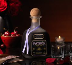 Pour Patrón XO Cafe this Valentine's Day for a smooth finish to your smooth approach. #valentinesday #valentine #coffee #chocolate