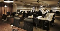 K2D office by everedge, Tokyo, 2012