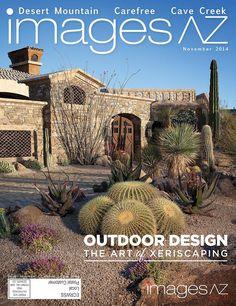 #ImagesAZ 2014 Cover Desert Mountain/Carefree/Cave Creek