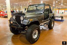Cj Jeep, Jeep Suv, Jeep Cars, Antique Cars, Vintage Cars, Car Accessories, Monster Trucks, Orlando, Vehicles