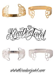 New KiraDonJewel Bangle Desings!!!Available now @ www.kiradonjewel.com Types Of Metal, Bangles, Accessories, Design, Bracelets, Bracelet, Cuff Bracelets, Ornament
