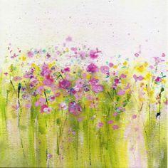 Poppies in the meadow by Sue Fenlon