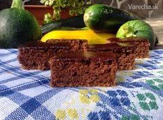 Cuketový perník s kávovou polevou (fotorecept) Sweet Cakes, Baking, Fit, Basket, Bread Baking, Patisserie, Sweetie Cake, Bakken, Bread