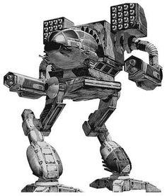 BattleTech ~ Armed Combat Mech