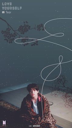 BTS-Love Yourself Tear Wallpaper Jungkook Bts Jungkook, Taehyung, Namjoon, Jung Kook, Foto Bts, Billboard Music Awards, Busan, K Pop, Boy Band