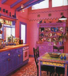 #bohemian kitchen