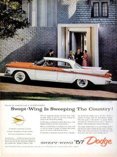 1957 Dodge Custom Royal Lancer Four Door Hardtop