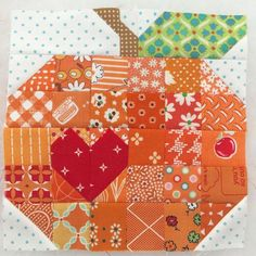 "Sewing Block Quilts Bee In My Bonnet: Farm Girl Friday - Farm Girl Vintage "" Hauling Day"" Quilt Block Patchwork Quilting, Scrappy Quilts, Mini Quilts, Quilting Tutorials, Quilting Projects, Sewing Projects, Quilt Block Patterns, Quilt Blocks, Halloween Quilts"