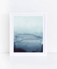 ÜBERGROßE Druck, 24 x 36 abstrakte Kunst