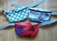 Fun Fanny Pack Tutorial - FlareFabrics Blog