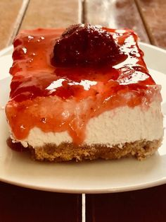 Cold Desserts, Party Desserts, Sweets Recipes, Candy Recipes, Chocolate Sweets, Sweets Cake, Greek Recipes, Cheesecake Recipes, Food Network Recipes