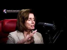 """Nancy """"Loony Bin"""" Pelosi's first job was as a failed psychic* *I made this shit up you don't need to Google it lol"""